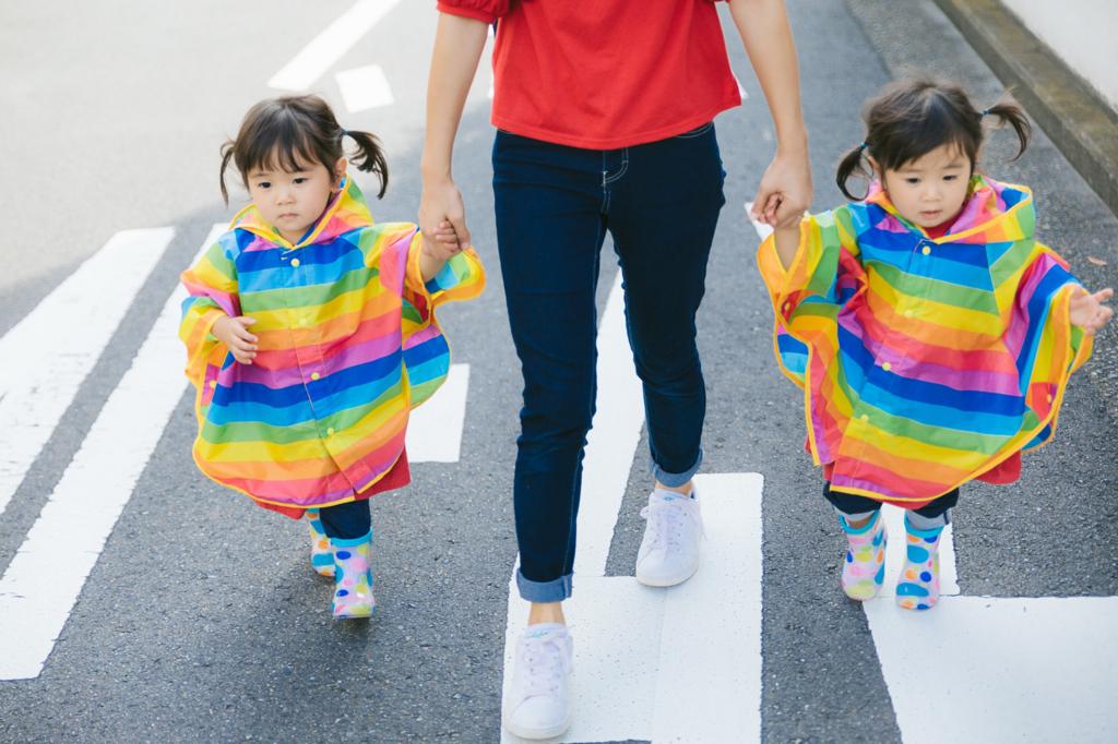 1~2歳児と手をつないで歩くのは難しい!手をつなぐために試した対策